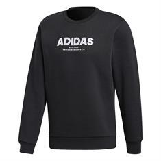 ADIDAS heren sportsweater zwart