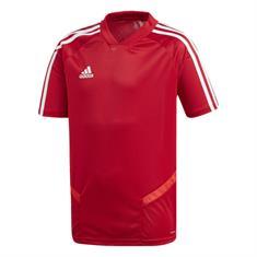Adidas heren voetbalshirt rood