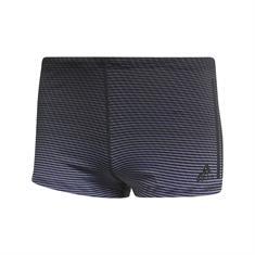 Adidas heren zwembroek 20 cm. grijs dessin