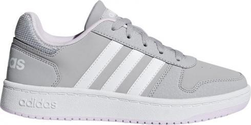Adidas Hoops 2.0K meisjes schoenen groen