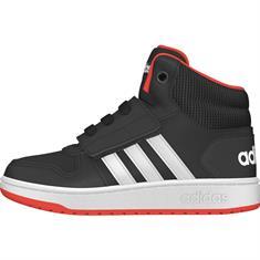 ADIDAS Hoops Mid 2.0 baby schoenen zwart