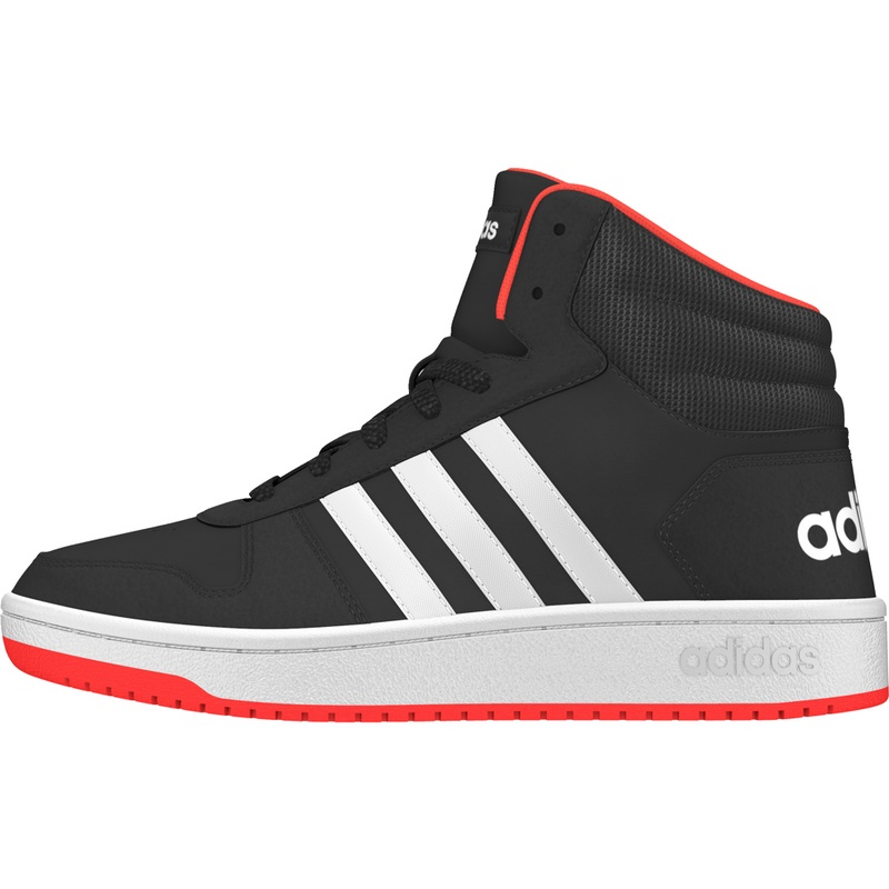 ADIDAS Hoops mid 2.0 junior schoenen