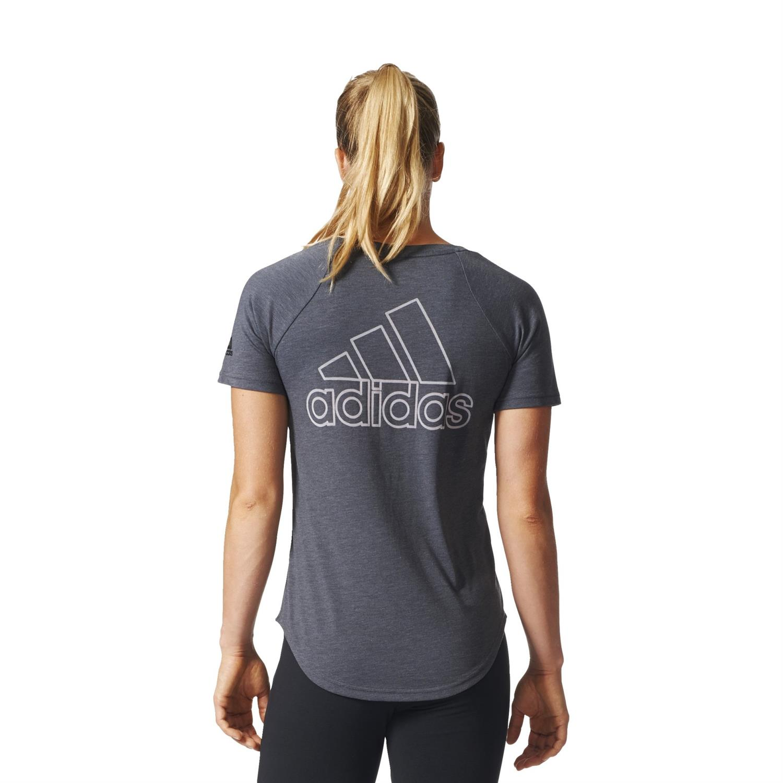 145dd32f6bc Adidas Sport Shirt Dames Zwart