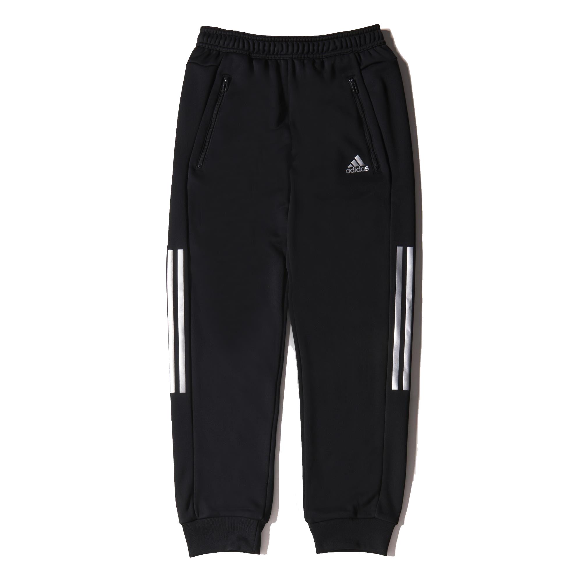 jongens sport broek Adidas S22131 JR ZWART