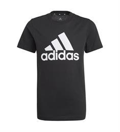Adidas Jongens Tee junior voetbalshirt zwart
