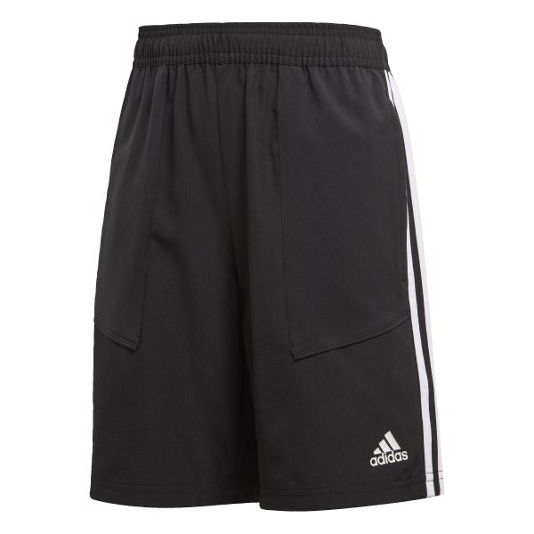 Adidas junior voetbalbroekje zwart