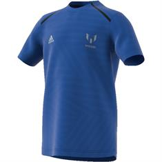 Adidas junior voetbalshirt kobalt