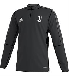 Adidas Juventus Trainingstop sr. voetbalsweater grijs