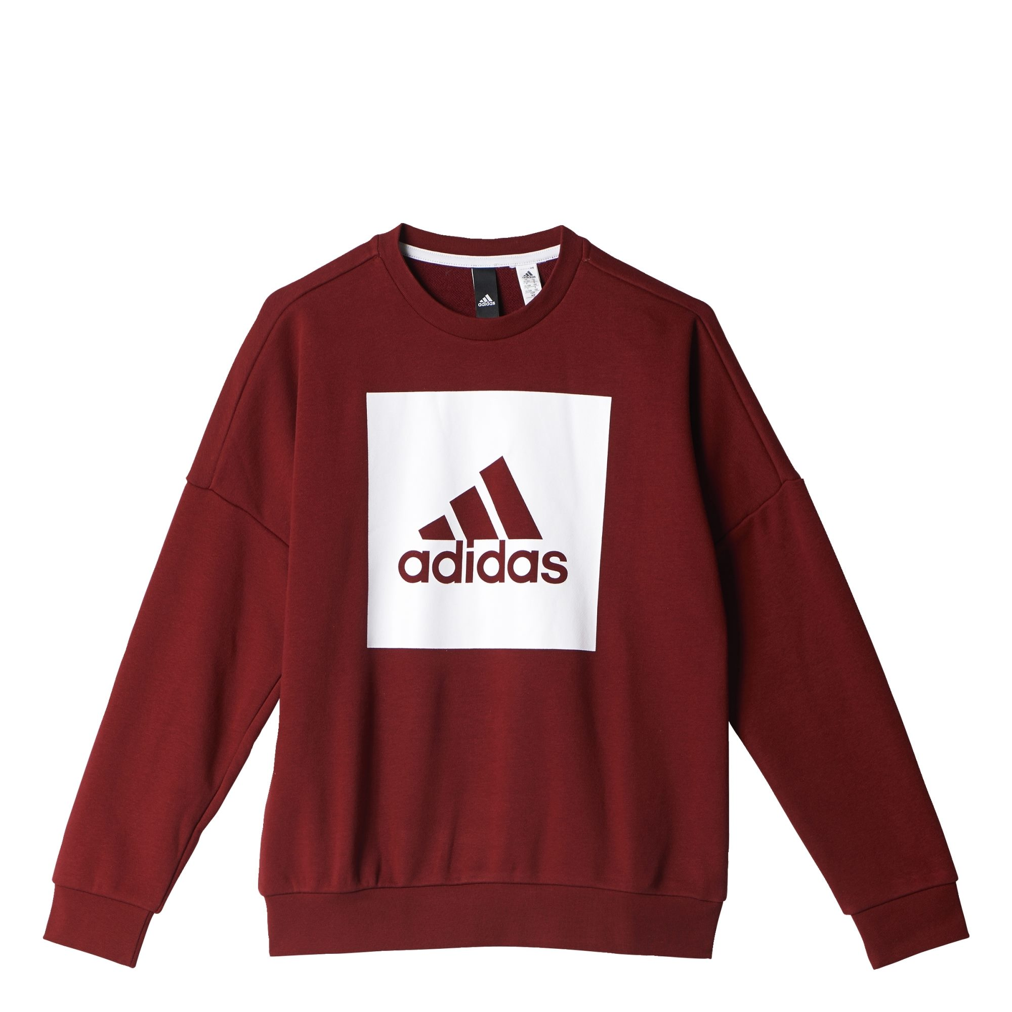 Adidas Logo Crew Jongens sportsweater