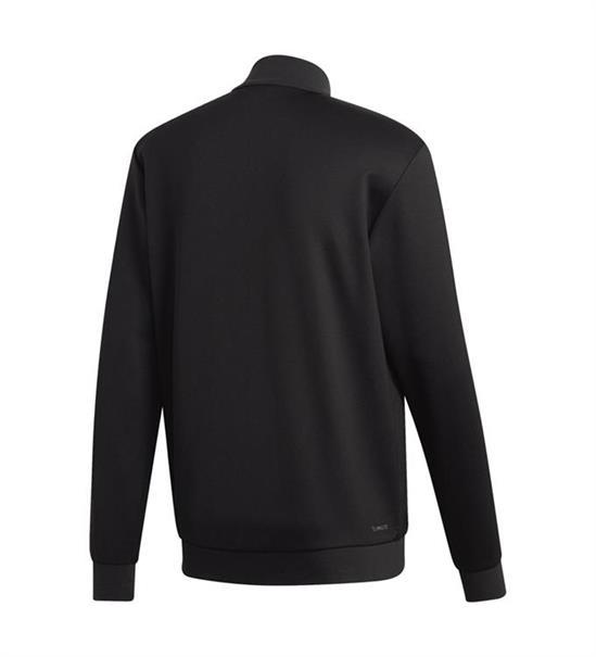 Adidas M C90 TT heren sportsweater zwart