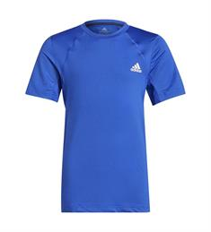 Adidas M FI CB OH jongens sportshirt kobalt