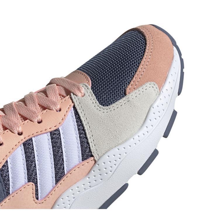 Adidas meisjes schoenen zalm