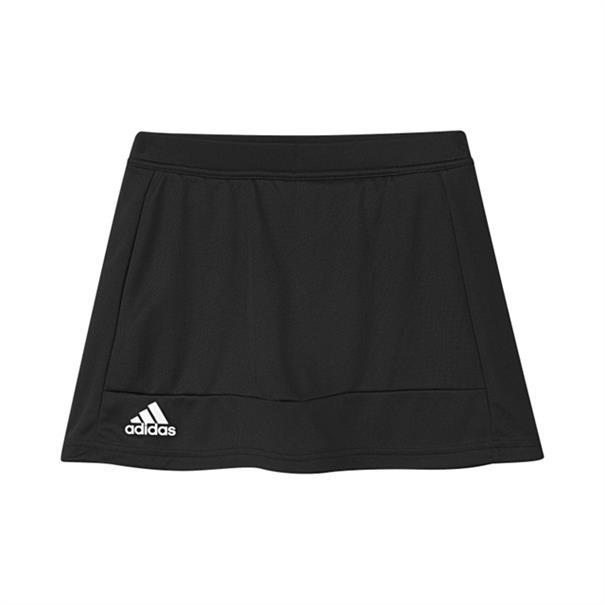 Adidas meisjes tennisrokje zwart