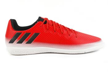 Adidas Messi 16.3 Indoor Junior indoor voetbalschoen ROOD