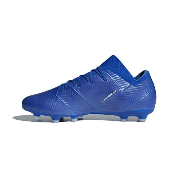 Adidas Nemezis 18.2 voetbalschoenen kobalt