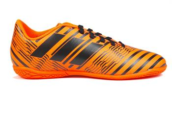 Adidas Nemezis Indoor Junior indoor voetbalschoen ROOD