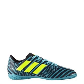 Adidas Nemeziz 17.4 indoor Junior indoor voetbalschoen aqua-azur