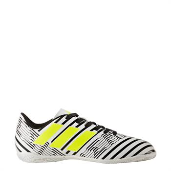 Adidas Nemeziz indoor Junior indoor voetbalschoen WIT