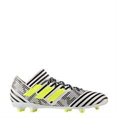 Adidas Nemeziz voetbalschoenen wit