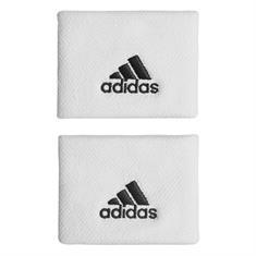 Adidas Pols Band Wit zweetbandjes wit