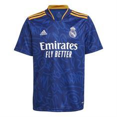 Adidas REAL A JSY Y.VICBLU junior voetbalshirt blauw