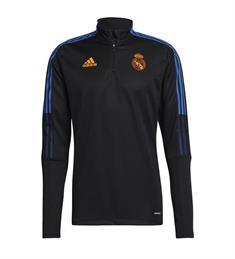 Adidas Real Madrid Training Top sr. voetbalsweater zwart
