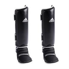 Adidas Scheen en Wreef Boks Beschermer boks beenschermers zwart
