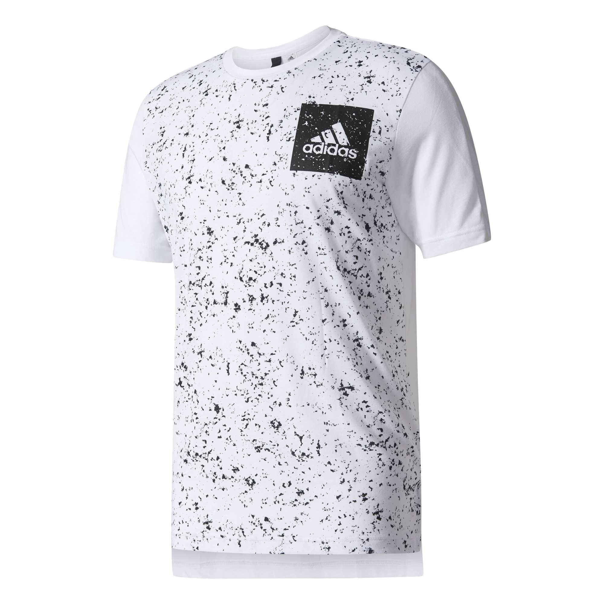 Adidas Sid Aop Tee Heren sportshirt
