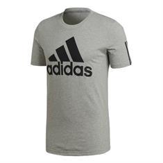 ADIDAS Sid Logo Tee heren sportshirt midden grijs