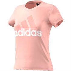 ADIDAS SLI Tee dames sportshirt rose