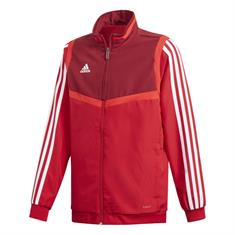 Adidas sr. voetbalsweater rood