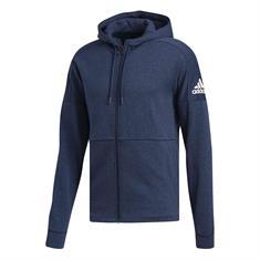 ADIDAS Stadium Fullzip heren sportsweater marine