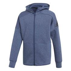 ADIDAS Stadium Hoodie jongens sportsweater marine
