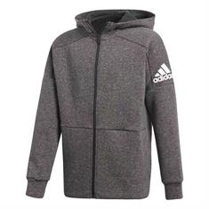 ADIDAS Stadium hoodie junior voetbaltrui zwart