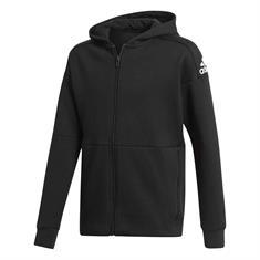 ADIDAS Stadium Hoodie meisjes sweater zwart