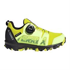 Adidas Terrex Agravic BOA junior trail schoenen geel