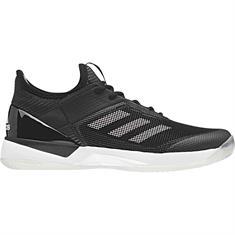 Adidas Ubersonic 3 Clay dames tennisschoenen zwart