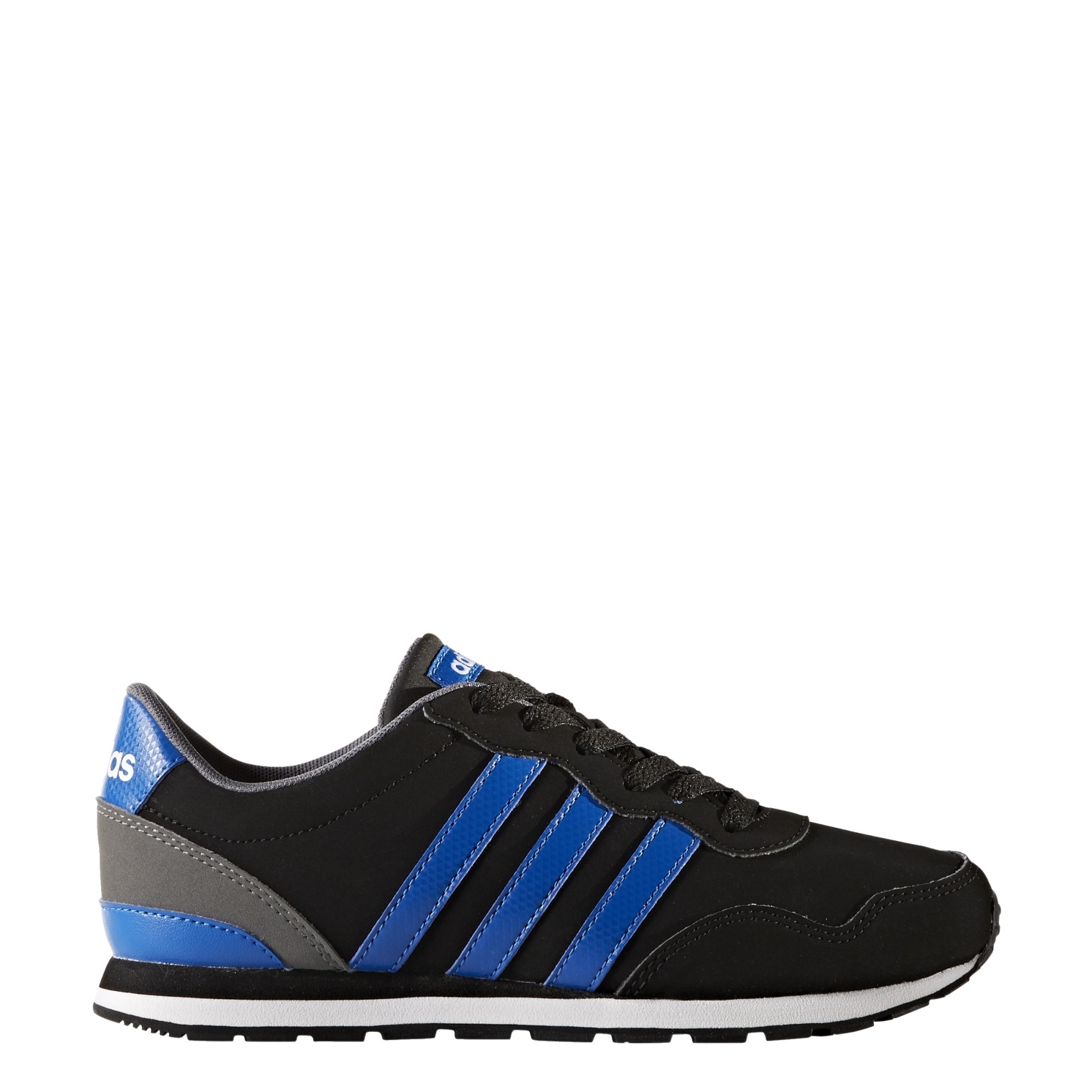 Adidas V Jog K Cblack bl Junior schoenen