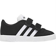 f37cb306cba ADIDAS VL Court baby schoenen zwart
