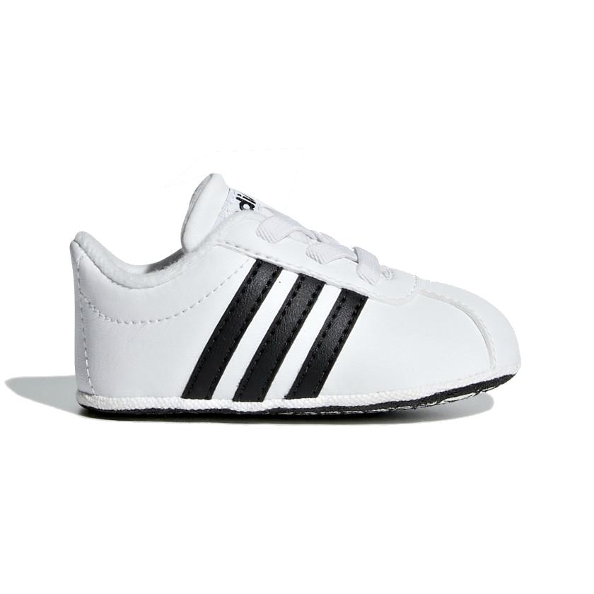 18fa55d5459 Adidas Vulc Court 2.0 Baby schoenen WIT op Herqua.nl