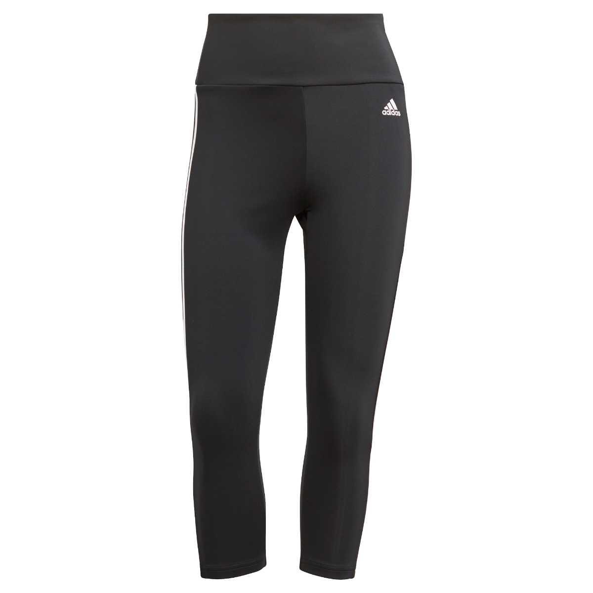 Adidas W 3S 34 TIG dames hardloopbroek driekwart