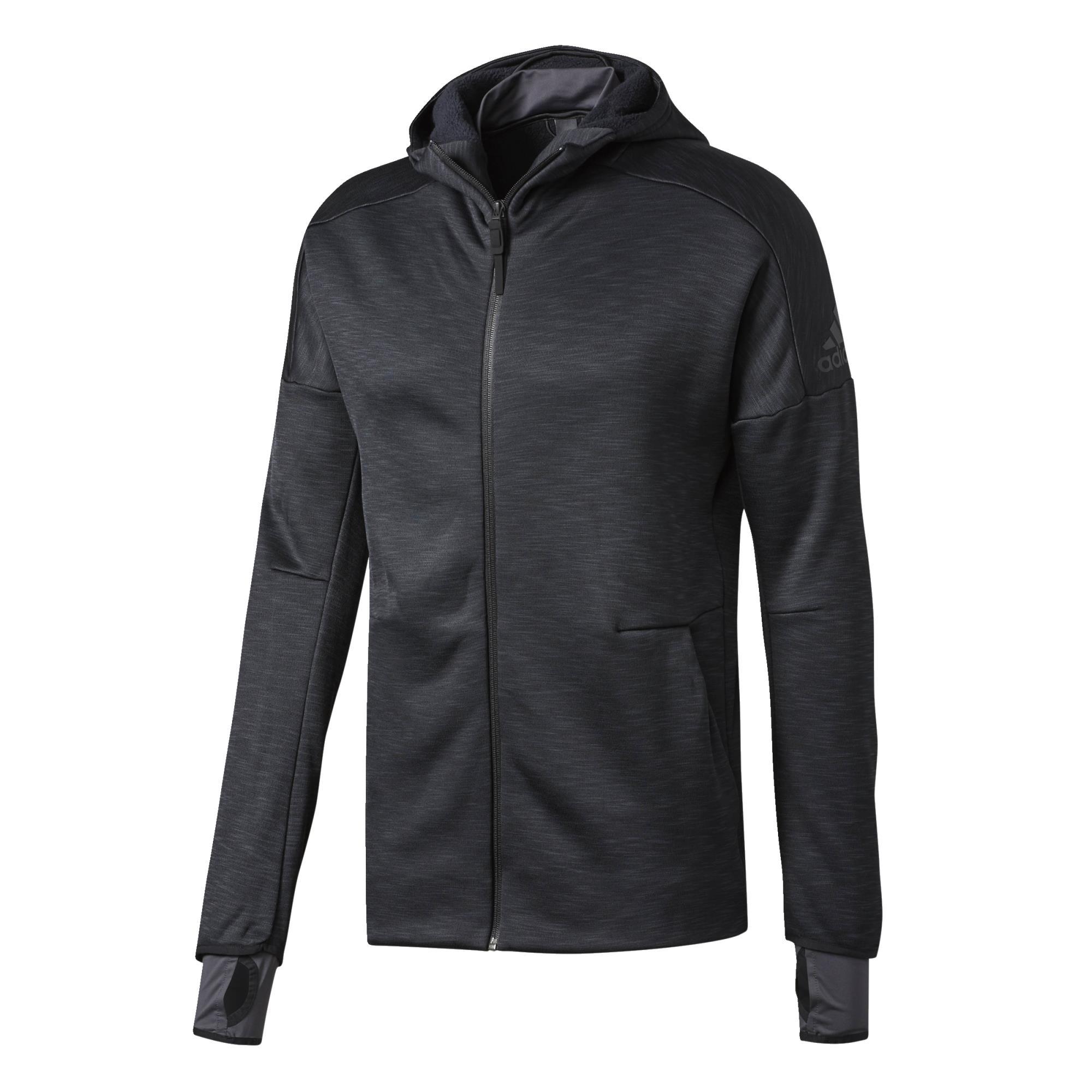 Adidas Zne Fz Hd Heat Heren sportsweater