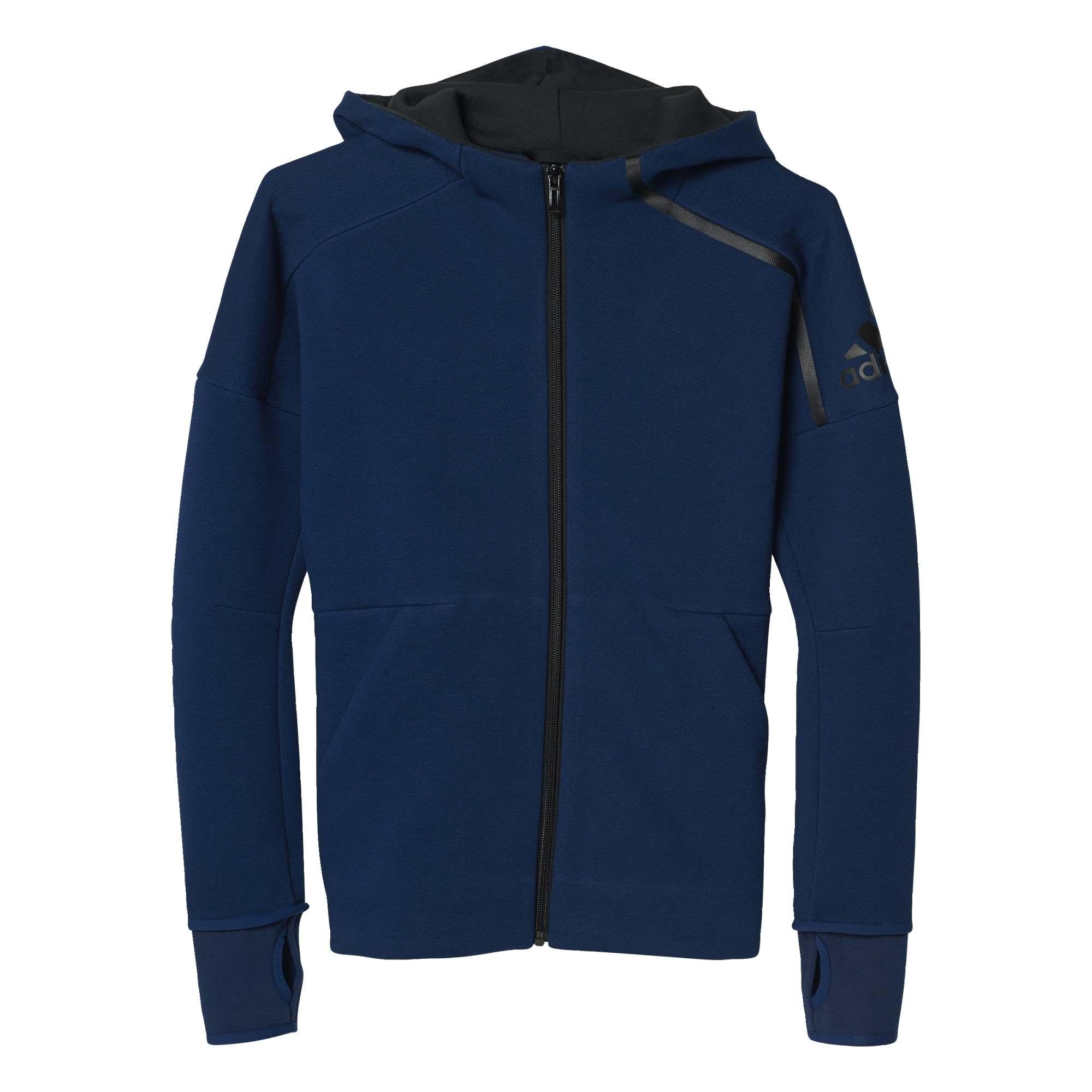 Adidas Zne Fz Hoody Meisjes sweater