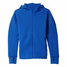 ADIDAS ZNE Hoody jongens sportsweater marine