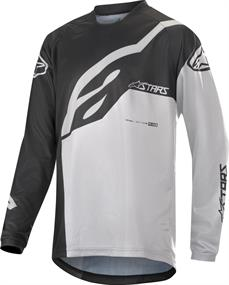 Alpinestars Racer Factory LS Jersey junior bmx shirt wit