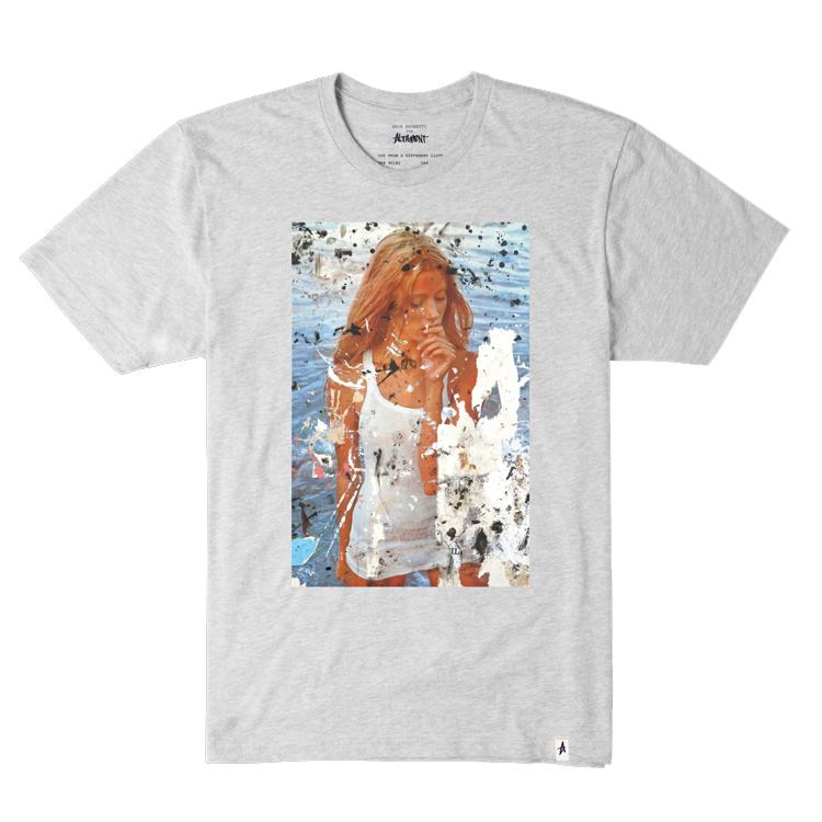 Afbeelding van Altamont Brunetti 1 Heren shirt midden grijs