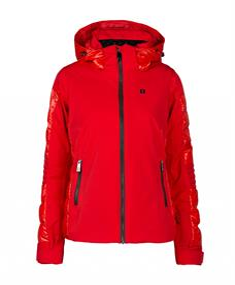 Altitude 8848 Aliza W Jacket dames ski jas rood
