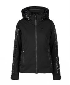 Altitude 8848 Aliza W Jacket zwart dames ski jas zwart