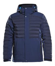 Altitude 8848 Cuda Jacket heren ski jas marine