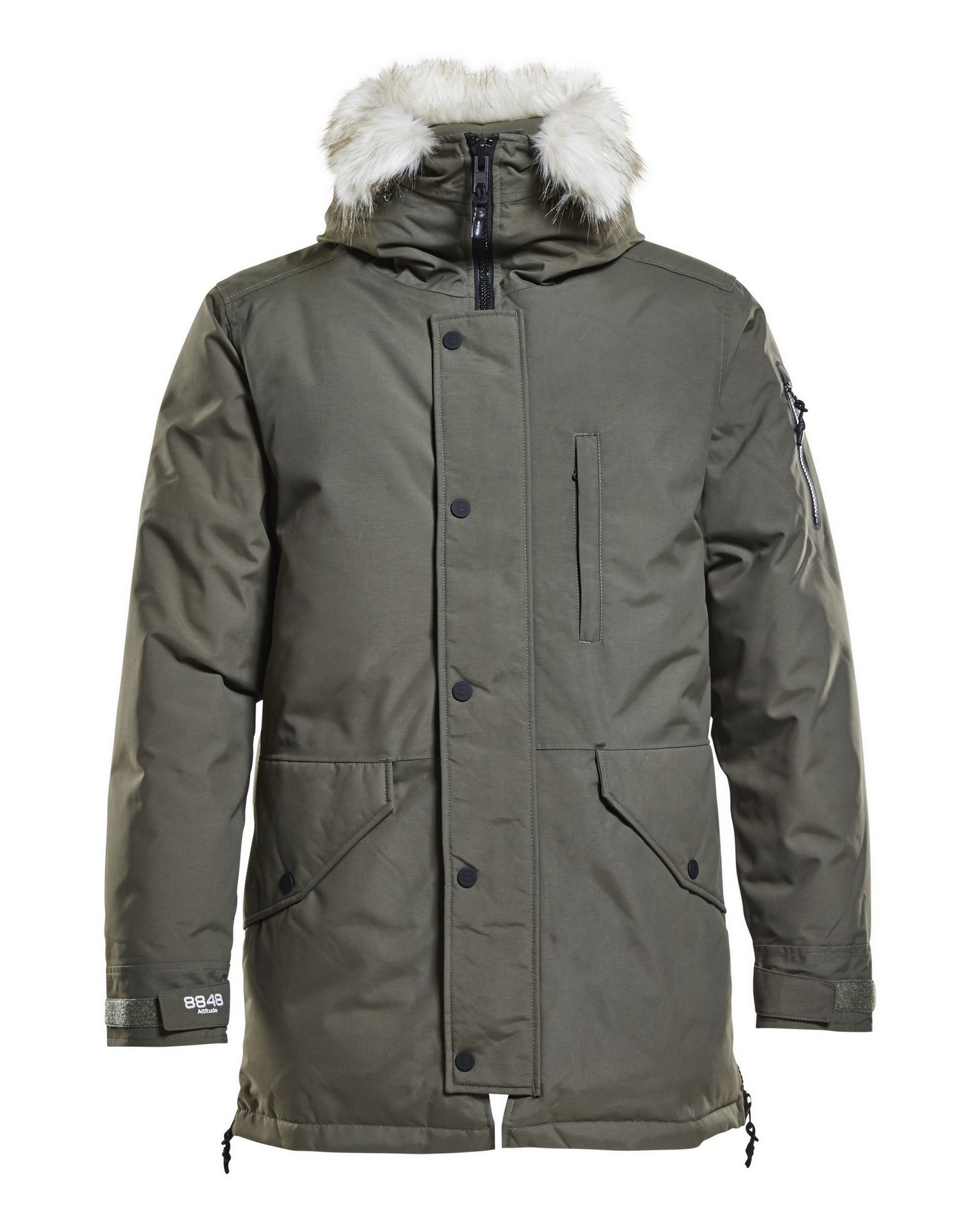 Altitude Imperial Parka heren casual jas